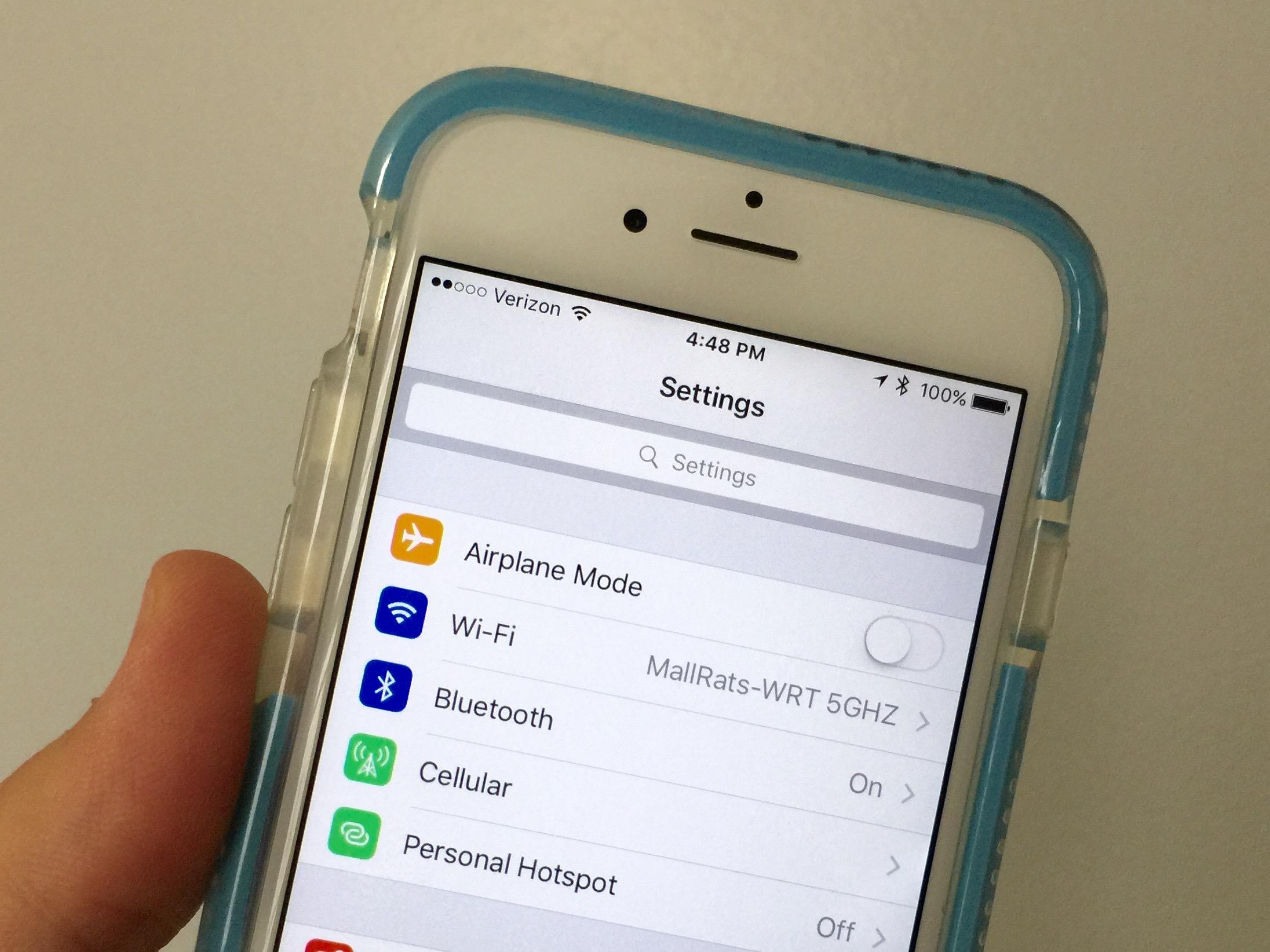 Här är iOS 9-inställningarna du behöver ändra och kolla in.