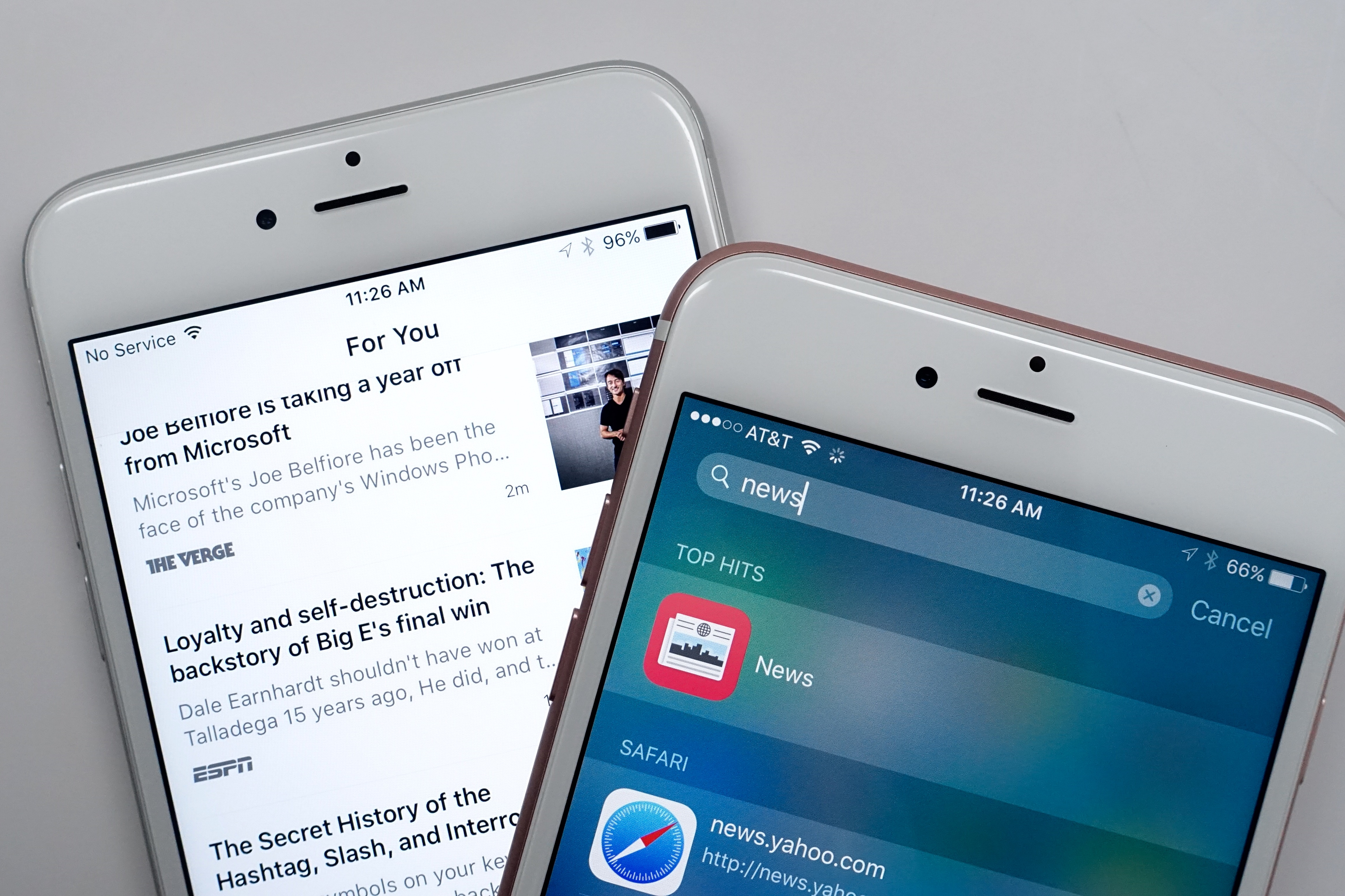 iOS 9 vs iOS 9.1 Vad är nytt i iOS 9.1 - 3