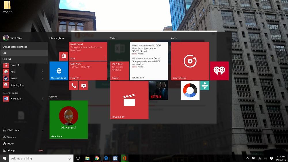 Så här ändrar du en Microsoft-kontobild (3)