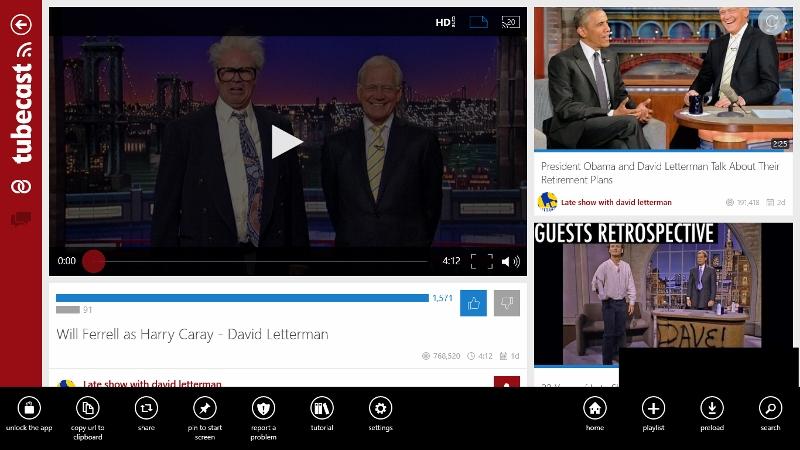 Så här tittar du på YouTube-videor på Windows 8-surfplattor och mer (7)