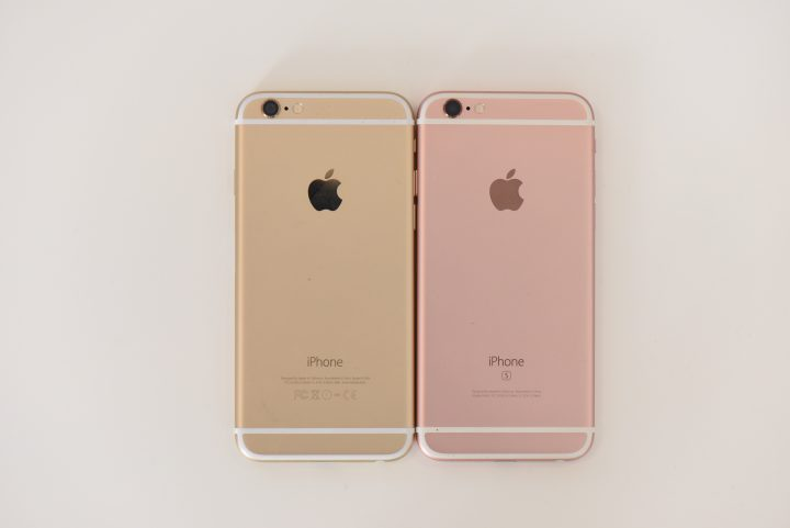 Det går inte att misstänka den extra prestandan hos iPhone 6s, även jämfört med iPhone 6.