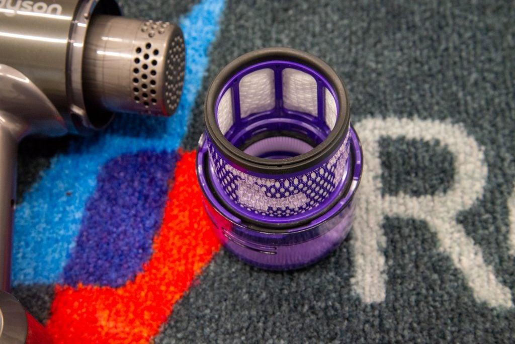 Dyson Micro 1,5 kg filter