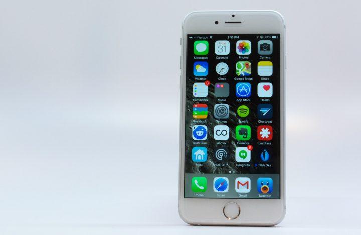 En ny iPhone 6s-skärm med Force Touch kan lägga till inmatningsalternativ.