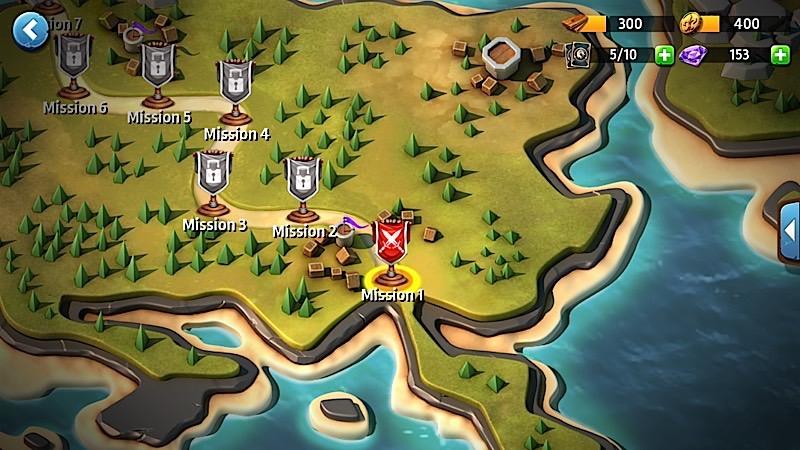 Slutför Siegefalls historieläge för nya hjältar.