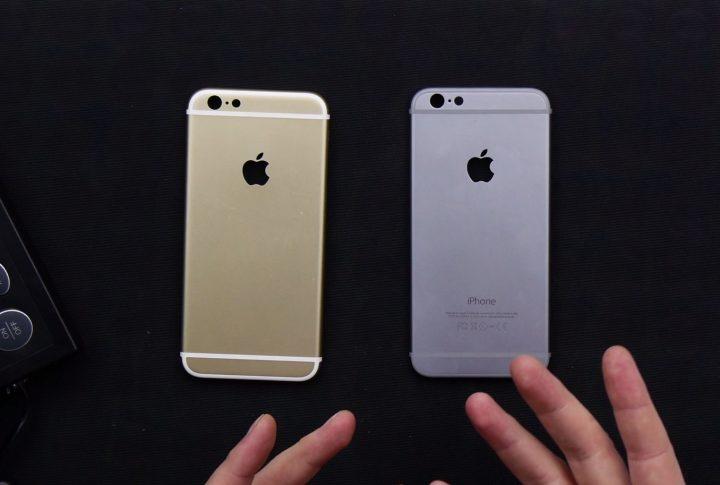 Ny läcka visar att Apple planerar att göra en starkare iPhone 6s och iPhone 6s Plus i år.