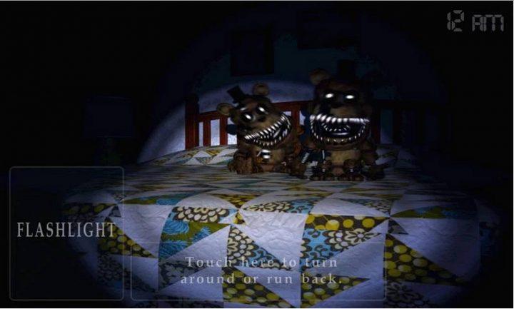 Hoppskräkningar är inte den enda överraskningen, vi förväntade oss inte att det släpptes fem nätter på Freddys 4 så snart.