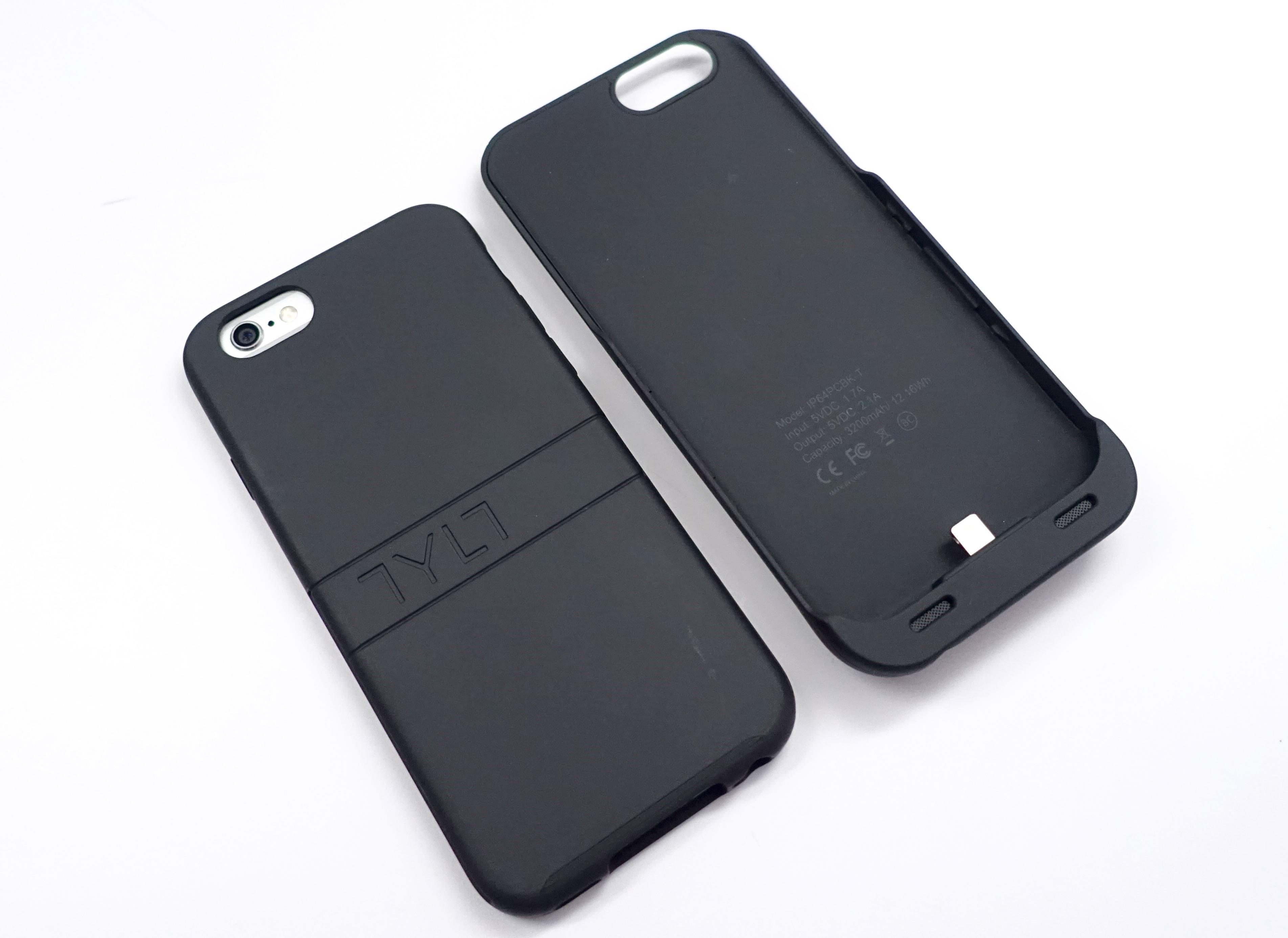 Tylt Energi iPhone 6 batterifodral Granskning - 3