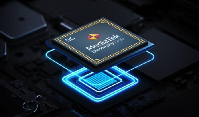 Dimensity 1200-processor från MediaTek