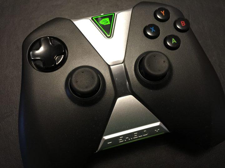 nvidia shield tv-spelkontroll topp