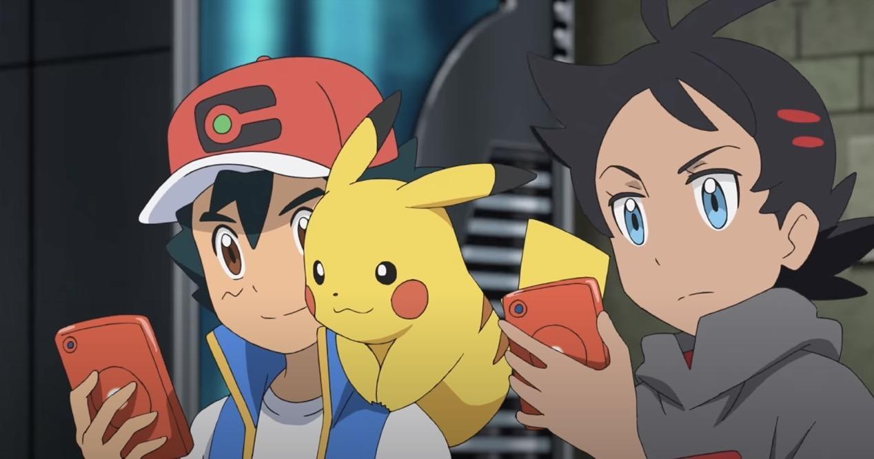Pokémon säsong 23 Netflix