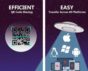 Zapya File Transfer Shareit alternativ