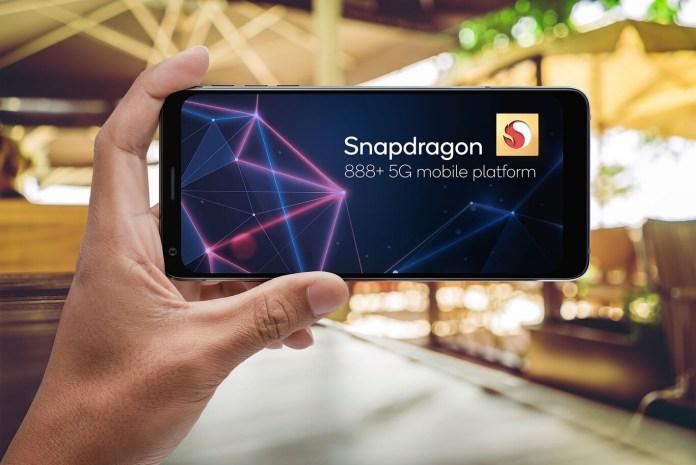 Qualcomm Snapdragon 888+ 5G