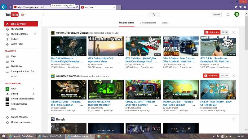 Så här tittar du på YouTube-videor på Windows 8-surfplattor och mer (5)