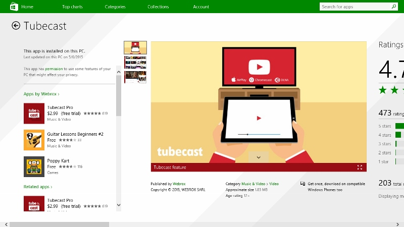Så här tittar du på YouTube-videor på Windows 8-surfplattor och mer (8)