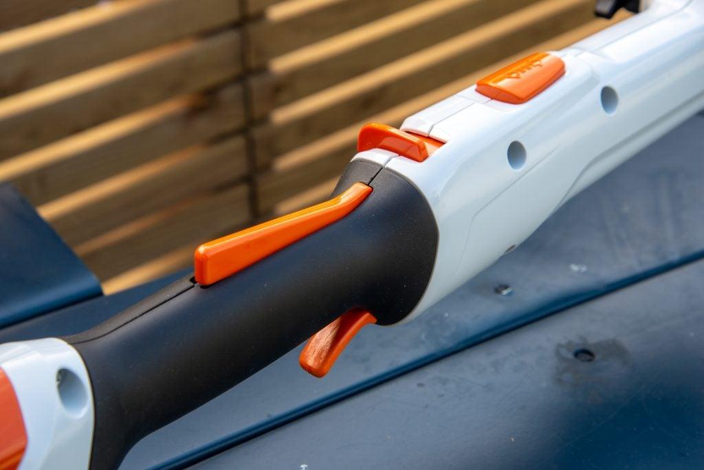 Stihl FSA 57 trådlösa grästrimmerreglage