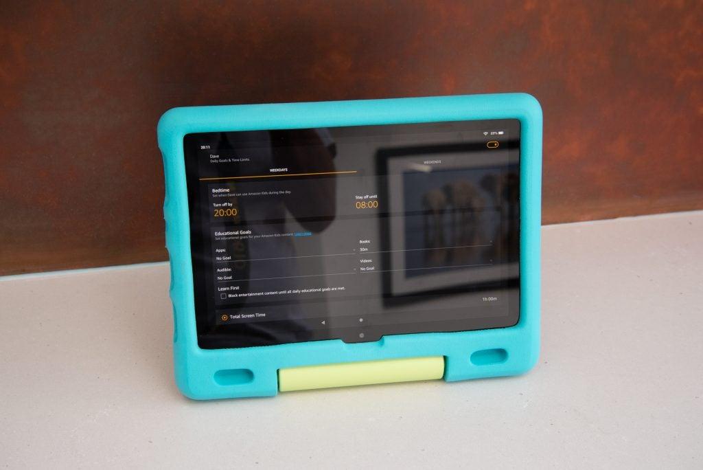 Amazon Fire HD 10 Kids föräldrakontroll