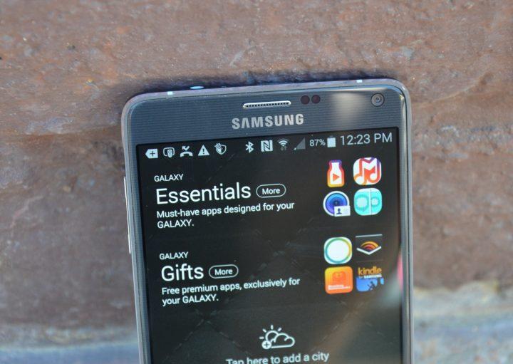 Samsung Galaxy Note 5-utgåvan är inte nära