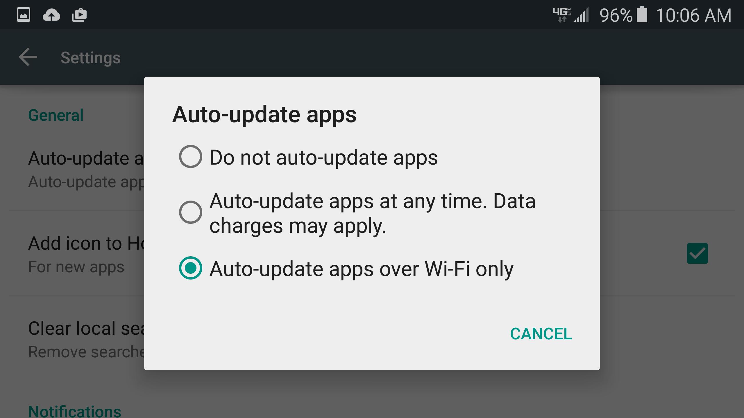 S6-uppdateringar