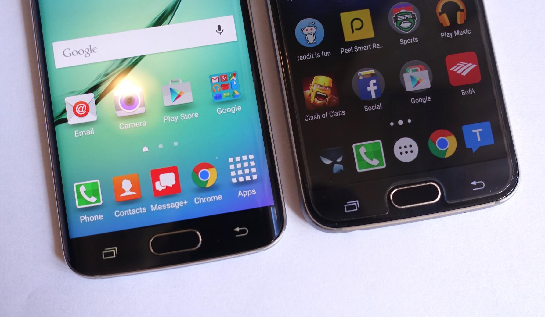Galaxy-S6 knappljus