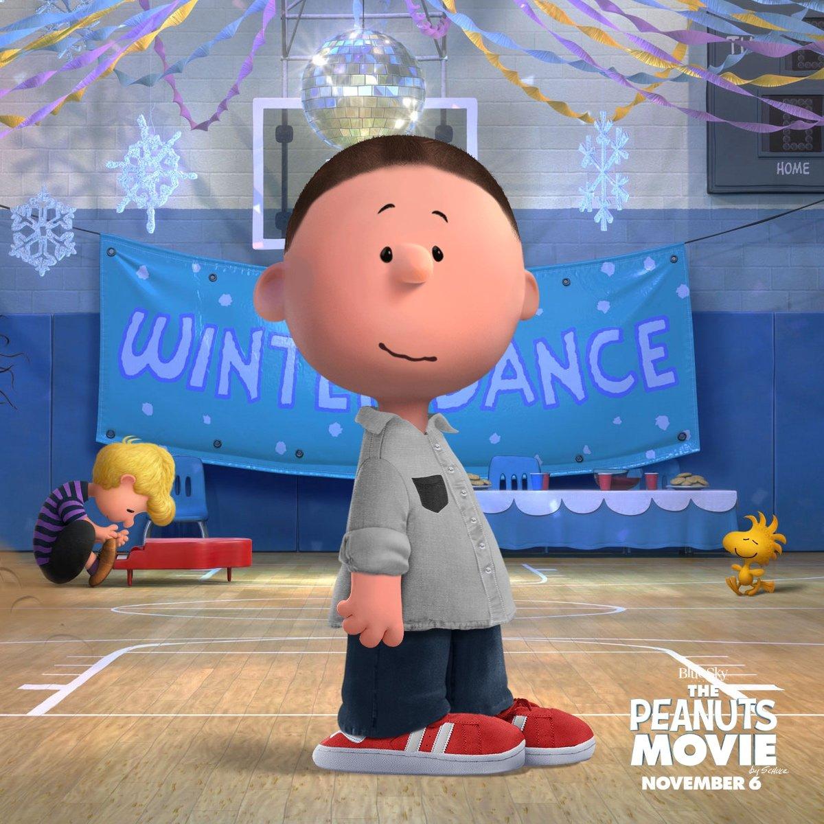 Förvandla dig själv till ett Charlie Brown-utseende med appen Peanutize Me på nätet.