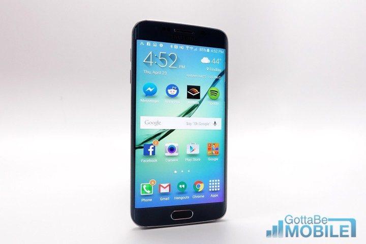 Så här fixar du Galaxy S6 Edge-problem.
