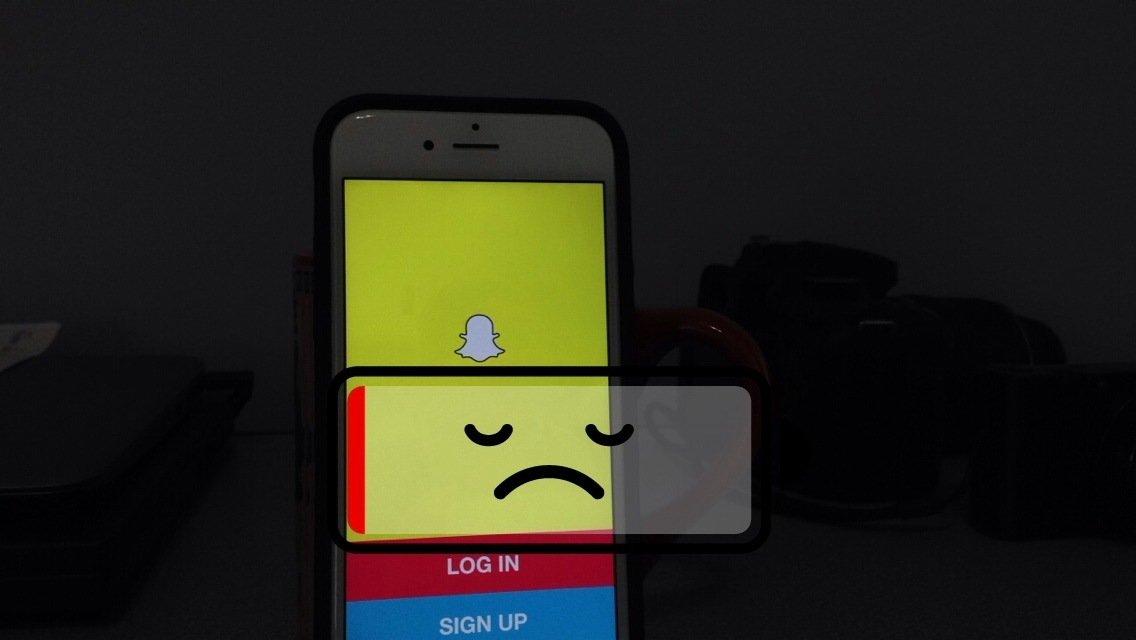 Snapchat-uppdateringen ger dålig batteritid och andra frustrationer.
