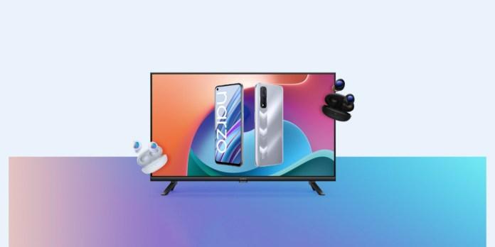 Realme tar med sig nya Narzo 30-telefoner, en 32-tums FHD Smart TV och Buds Q2 till Indien
