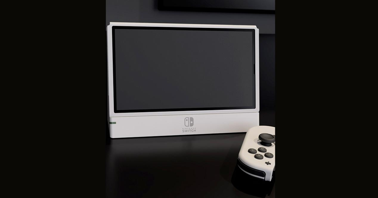 Switch Pro render