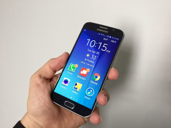 Android 5.1.1 & Galaxy S6-problem