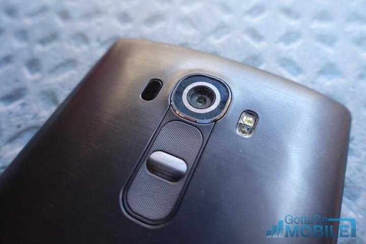 LG G4 bakkamera