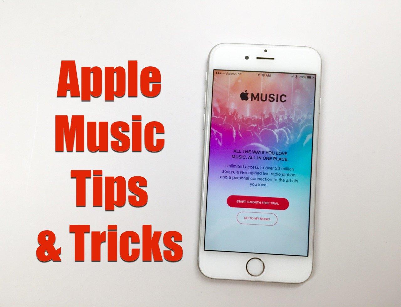 Hur man gör mer med de bästa Apple Music-tipsen.