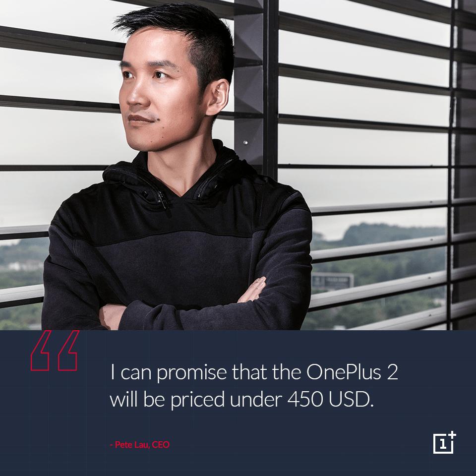 OnePlus-två-pris