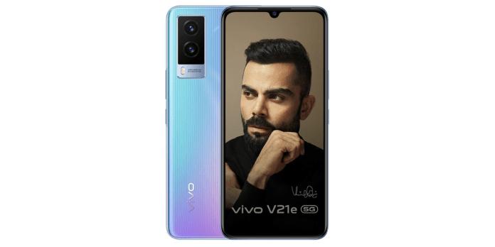 Vivo V21e lanserades i Indien