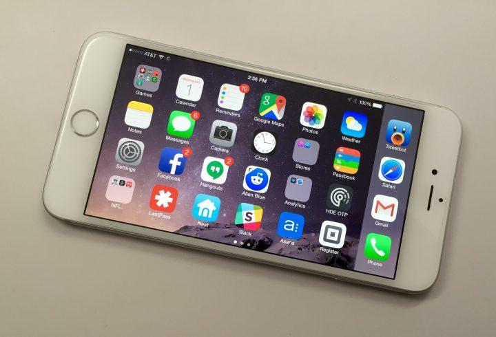 Här är en tidig titt på prestanda för iPhone 6 Plus iOS 8.4.