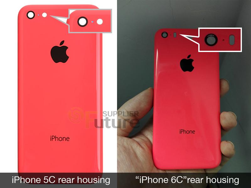 Rykten fortsätter att virvla runt en 4-tums iPhone 6 inuti en iPhone 6c plastkropp.