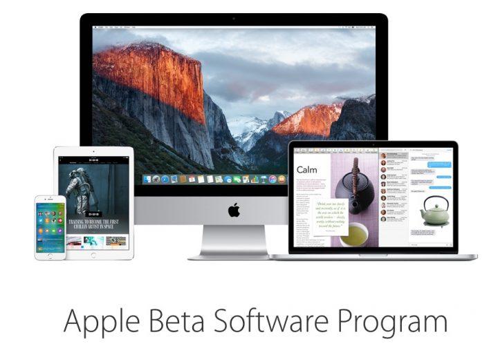 Se till att du är medveten om vad du registrerar dig för med iOS 9 beta.