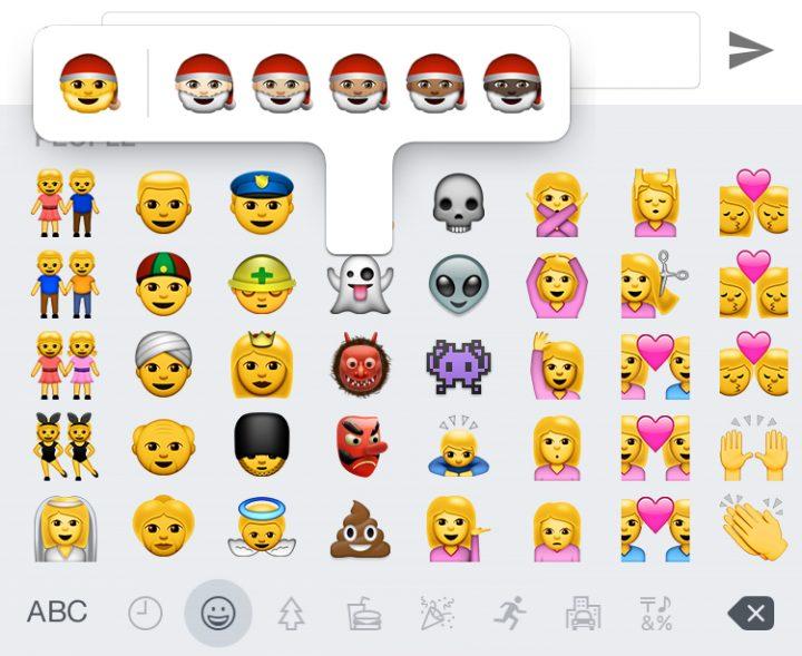 Ny iPhone Emoji i iOS 8.3