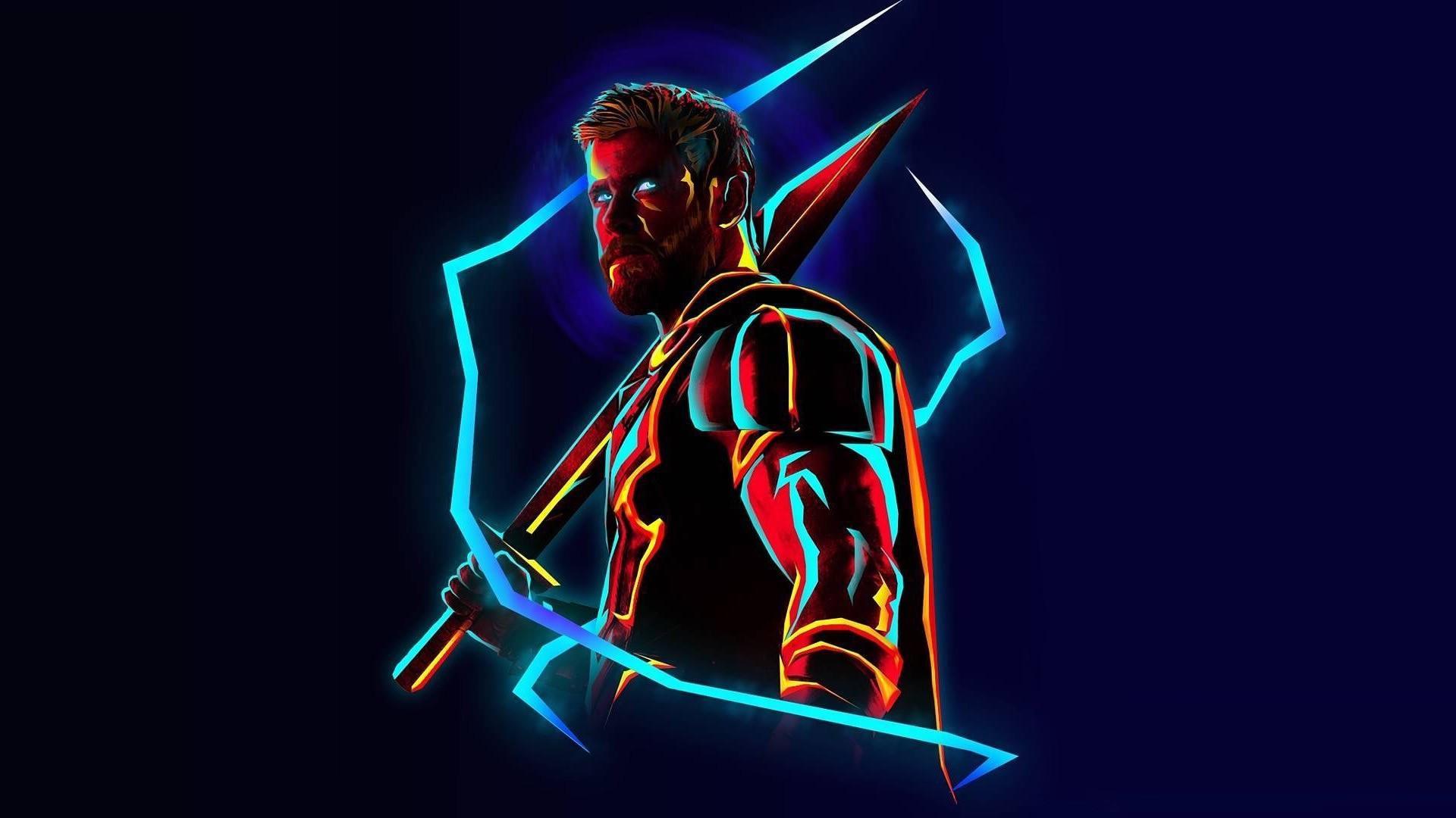Marvel Thor Bakgrundsbilder