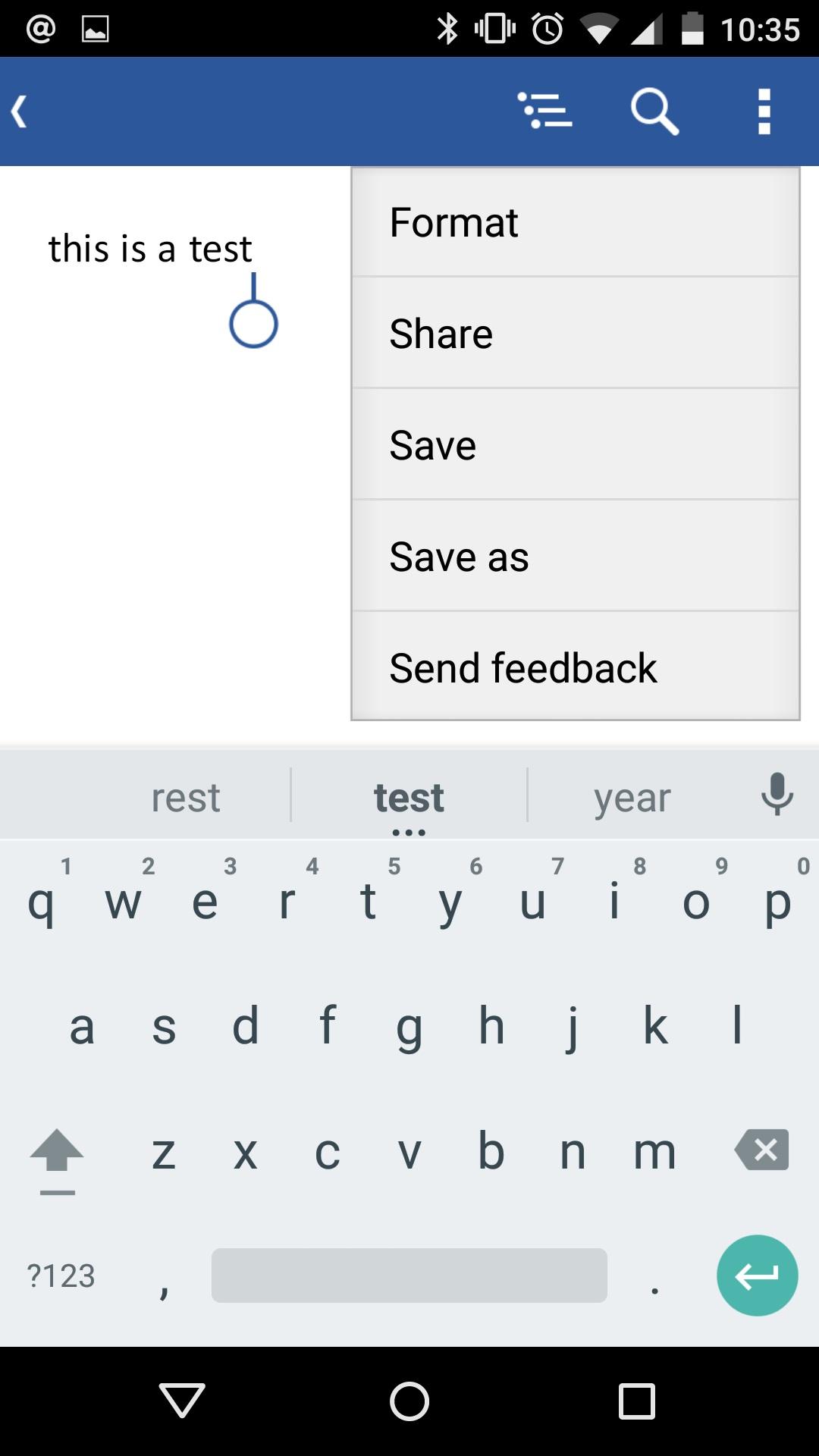 Så här använder du Microsoft Office Mobile på Android (5)