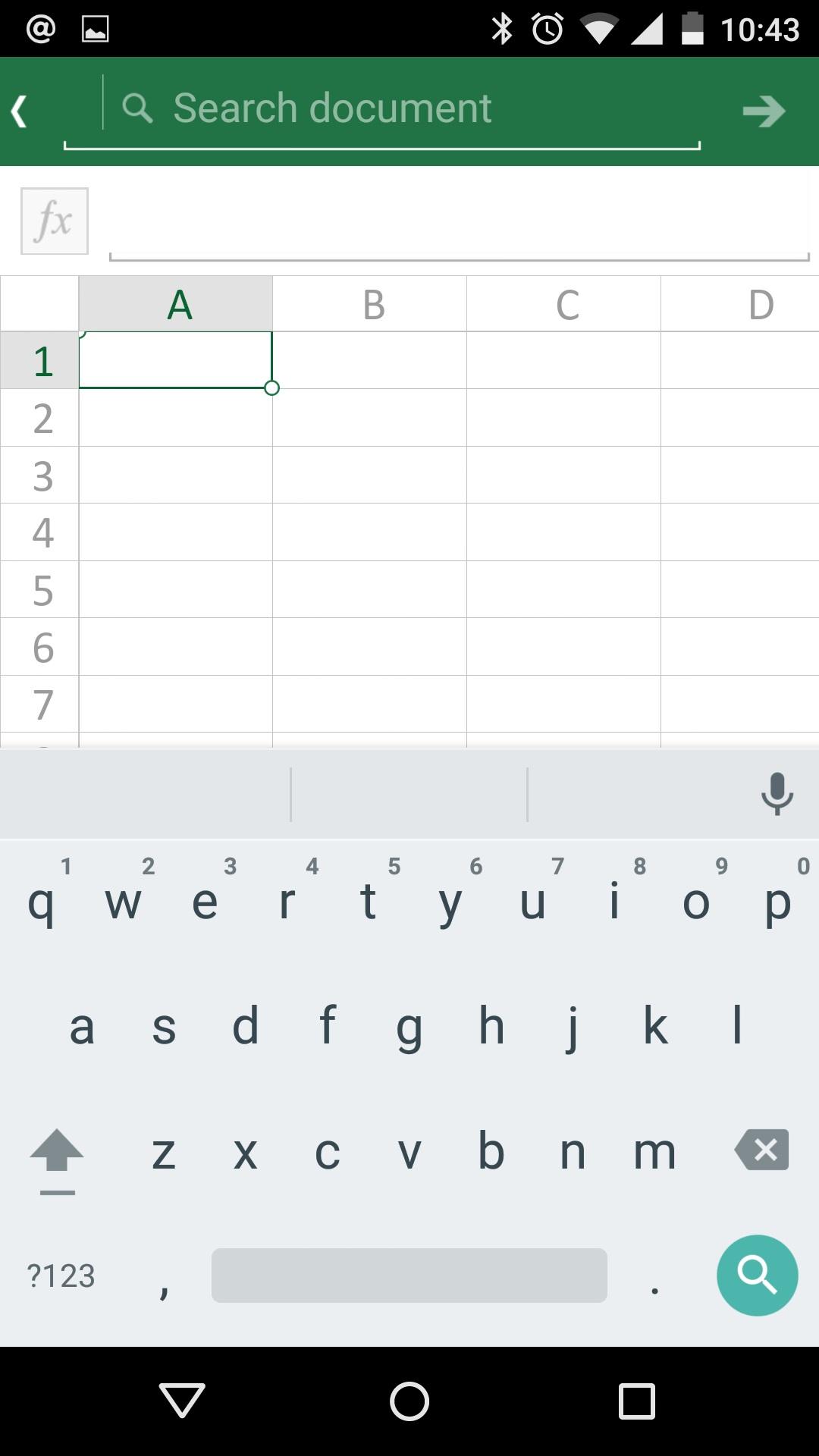 Så här använder du Microsoft Office Mobile på Android (12)