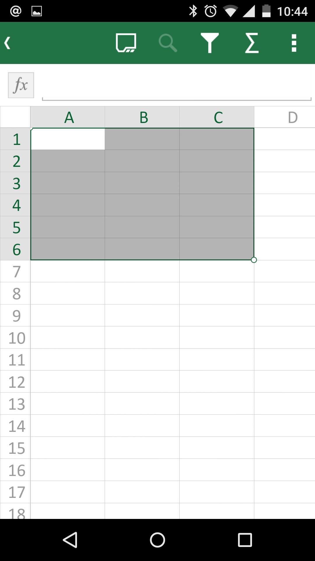 Så här använder du Microsoft Office Mobile på Android (13)