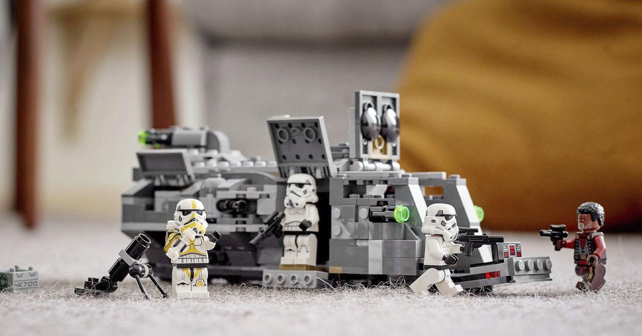 LEGO Mandalorian