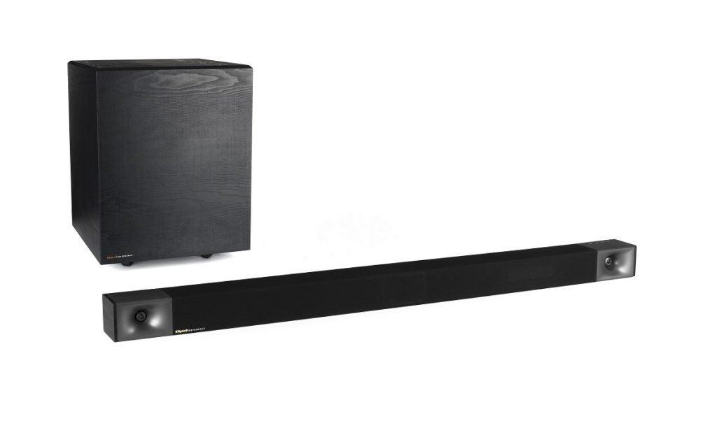 Klipsch Cinema 800 soundbar-system