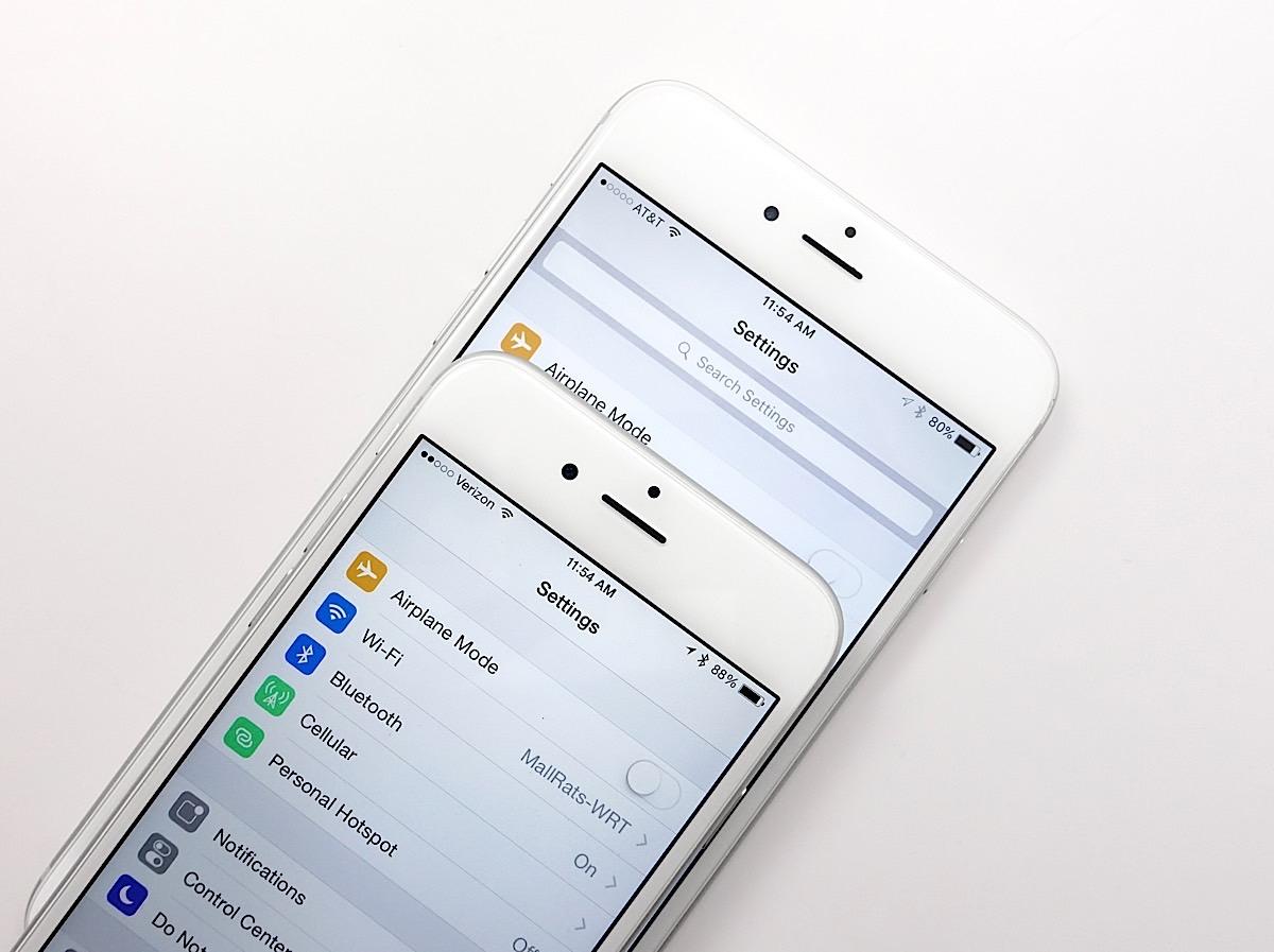 iOS 9 vs iOS 8 - Nyheter i iOS 9 - 4