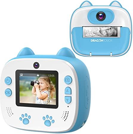 Bästa omedelbara kameror för barn 2020