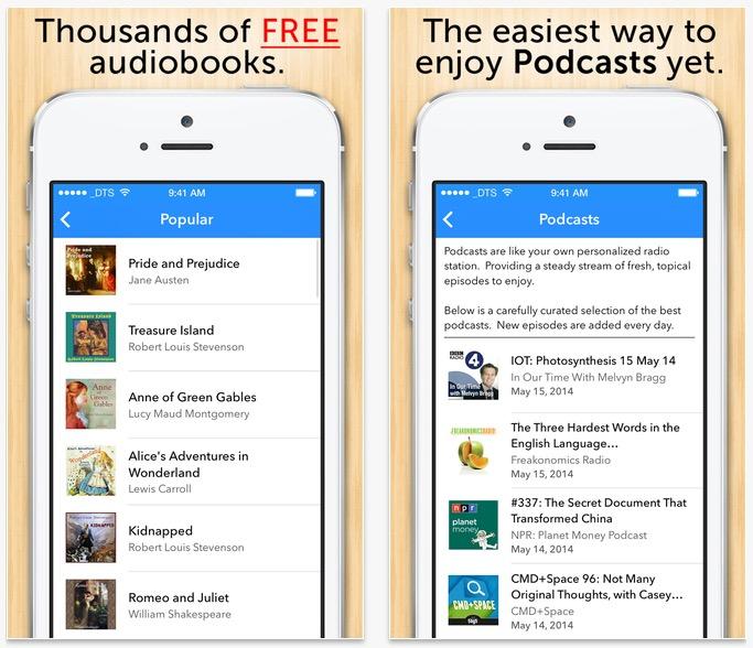 ljudböcker-app