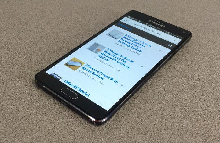 Startdatum för Samsung Galaxy Note 5