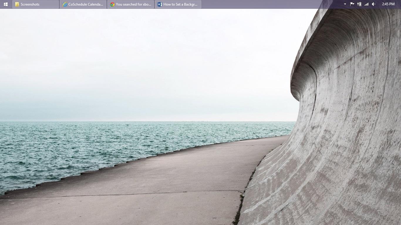 Så här ställer du in en bakgrund i Windows 8 (6)