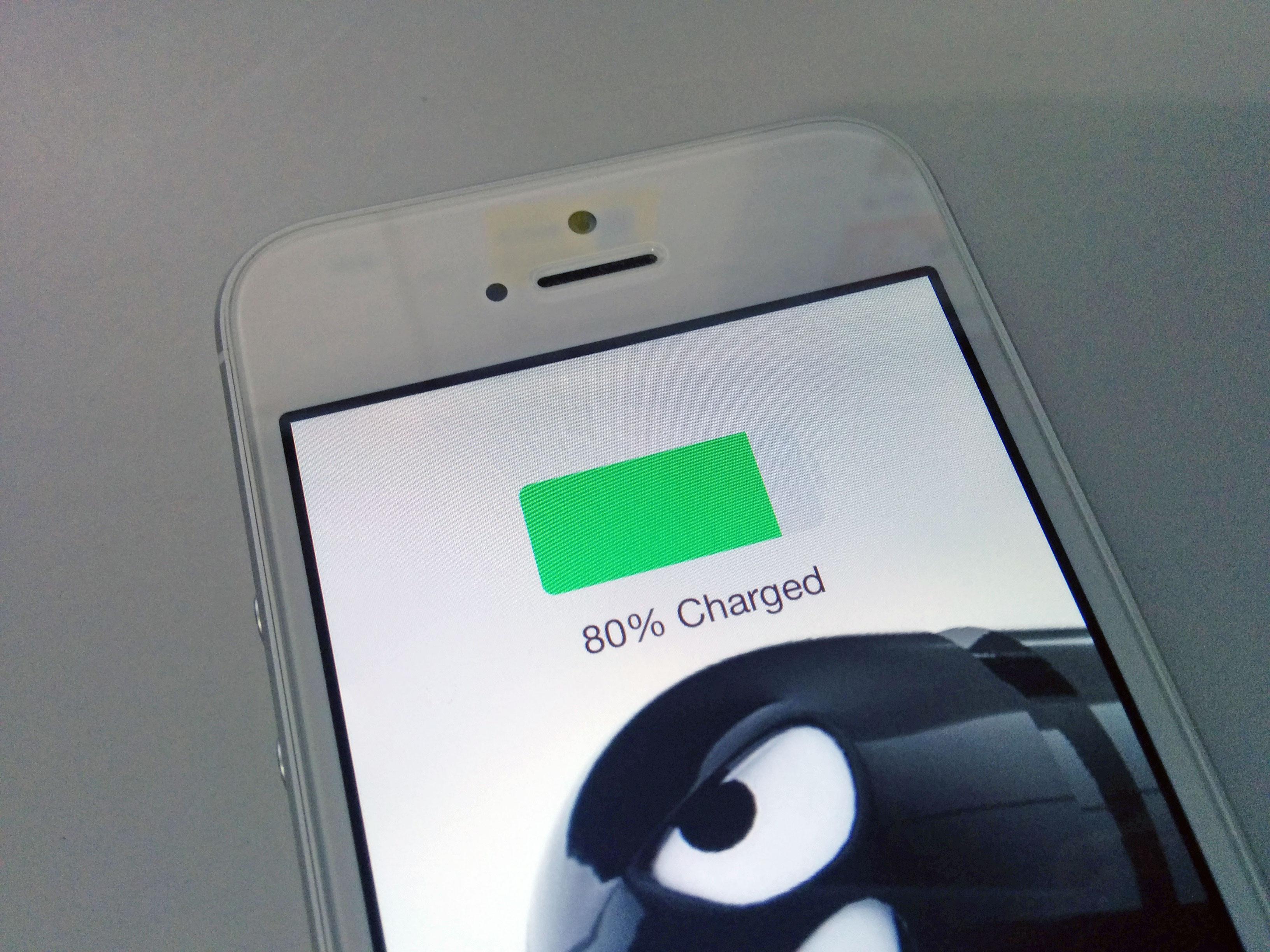 iPhone-energisparare iOS 9