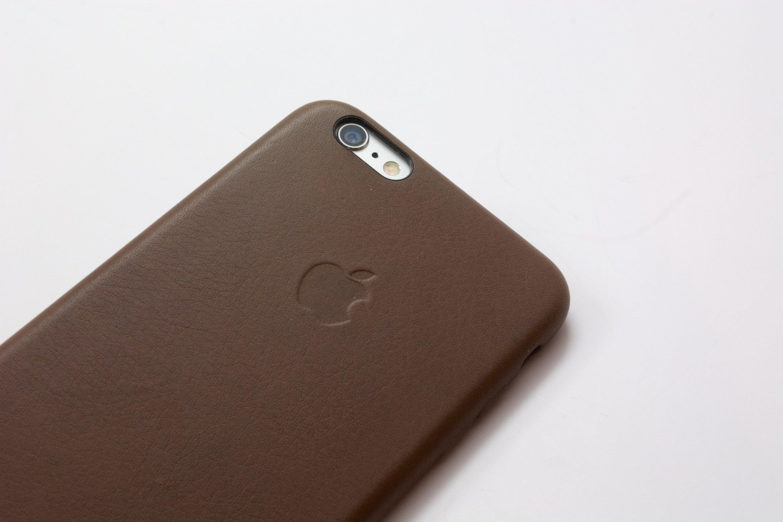 iPhone 6 Plus Tillbehör - Läderfodral till iPhone 6 Plus